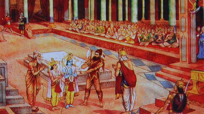 painting-in-sri-bhargava-raghaviyam